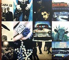 U2 2xCD Achtung Baby - Remastered, Digipak - Argentina (EX+/M)