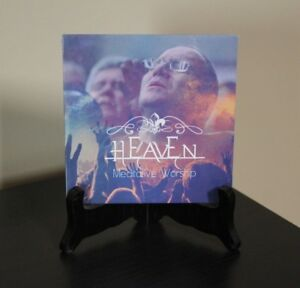Details about HEAVEN Meditative Soaking Worship Album by Scarrella  Ministries Christian Music