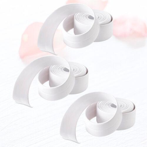 3 Roll Wasserdichtes Klebeband Tape Schimmelbeweis Klebeband für Küchennaht 3.2M