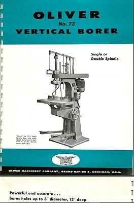 Oliver #116 Band Saw Manual /& Parts List PDF