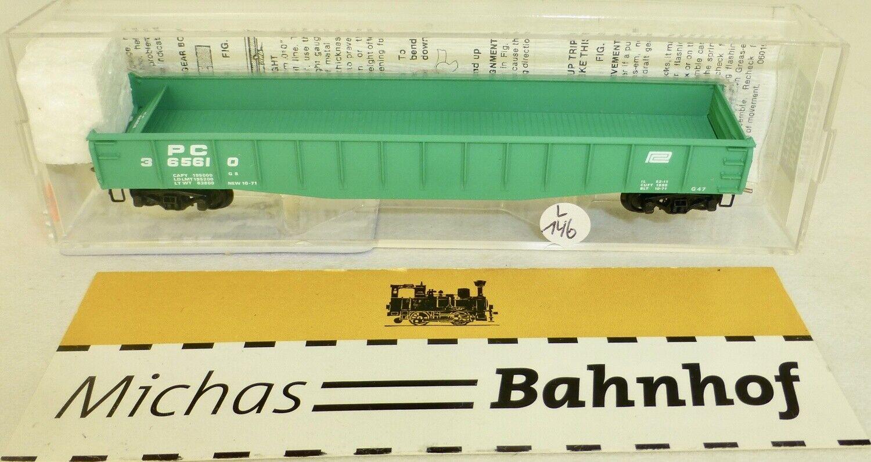 Micro Trains 46060 Penn Central 365610 50' Gondola Drop Gelenkköpfe N 1 160