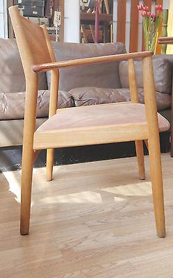 Borge Mogensen teak carver chair