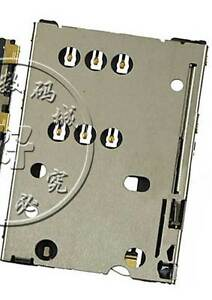 Sim card slot tray holder replacement part for nokia n8 c7 ebay image is loading sim card slot tray holder replacement part for reheart Choice Image