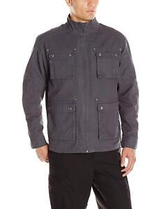 New-with-Tags-Blackhawk-Canvas-Jacket-Slate-or-Tan-MSRP-175-Top-Coat