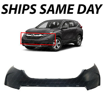 Black Front Lower Bumper Cover Fascia for 2017 2018 2019 Honda CR-V 17 18 19 HO1015117 BUMPERS THAT DELIVER Textured