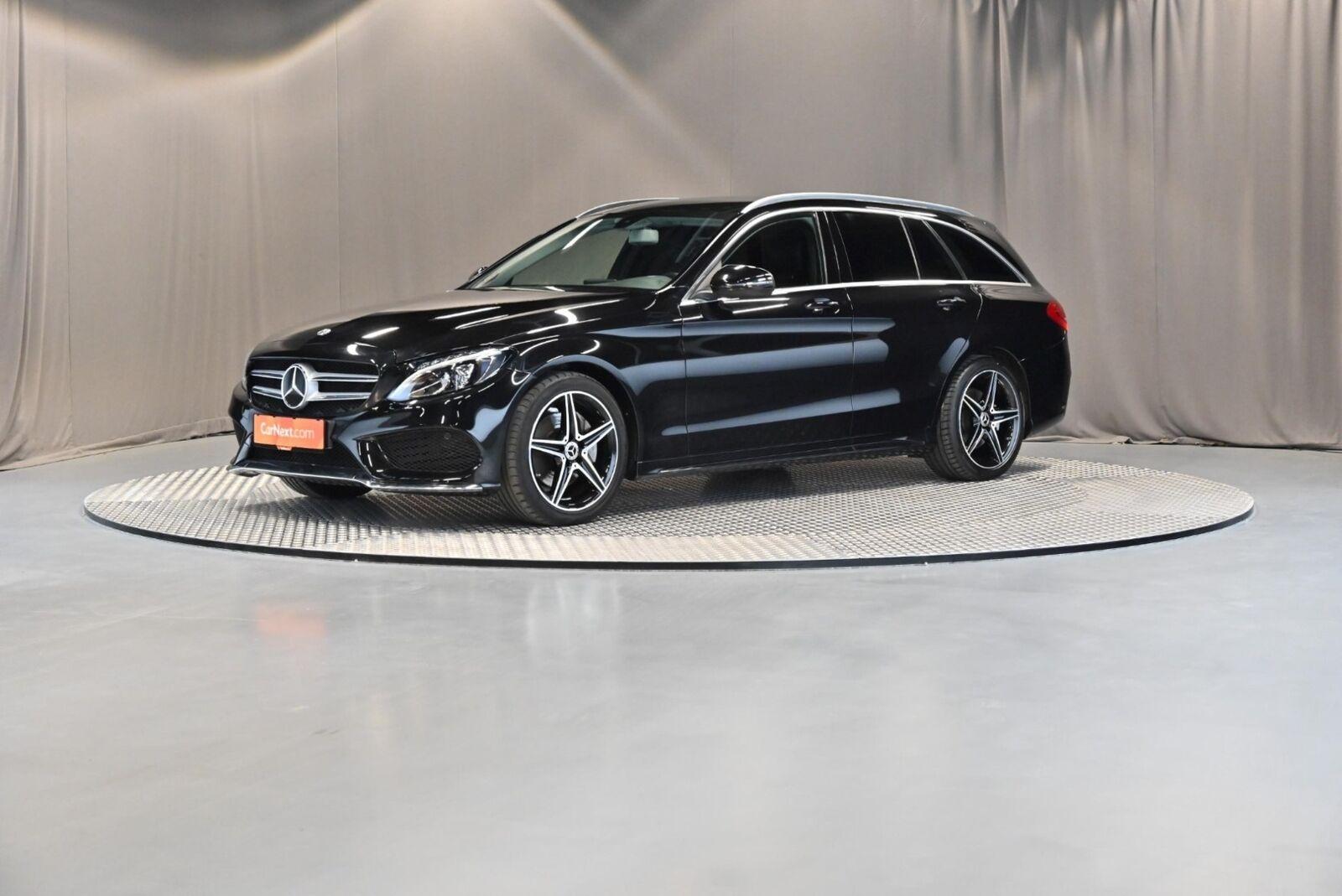 Mercedes C220 d 2,2 Edition C stc. aut. 5d - 359.900 kr.