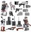 8pcs-set-DE-Militaer-Soldaten-mit-Waffen-Bausteine-Bricks-WW2-Mini-Armee-Figuren Indexbild 5