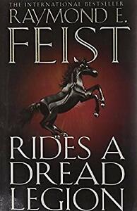 Rides-A-Dread-Legion-The-Riftwar-Cycle-The-Demonwar-Saga-Book-1-Book-25-Fei