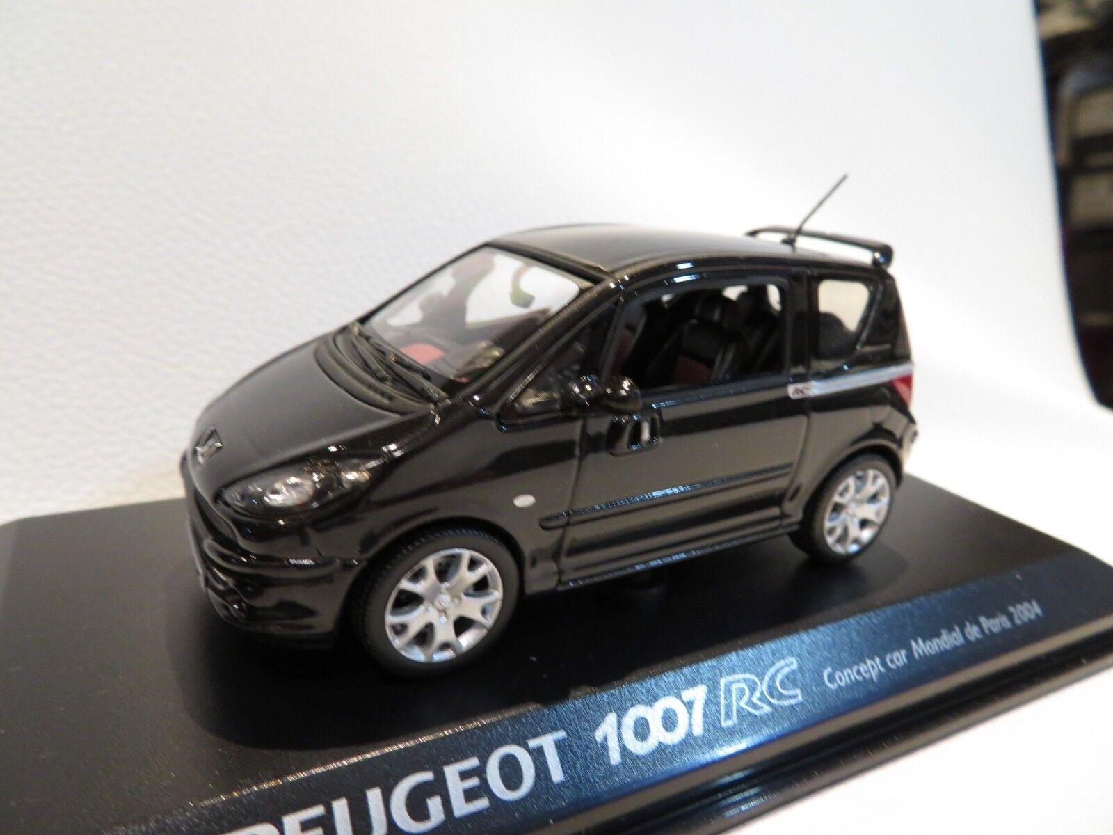 Norev Peugeot 1007 RC diecast