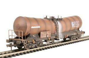 Dapol-4F-027-016-00-Gauge-Silver-Bullett-Bogie-wagon-Nacco-ECC-Weathered
