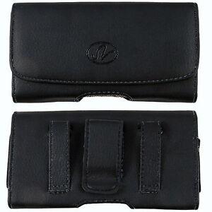 For-Asus-ZenFone-2-Laser-6-inch-Leather-Case-Belt-Clip-Cover-Holster