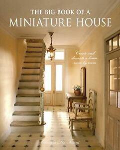 Le-grand-livre-de-la-Miniature-House-Creer-et-decorer-une-maison-room-by-Room