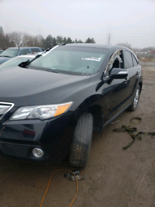 2015 Acura RDX for sale/parts