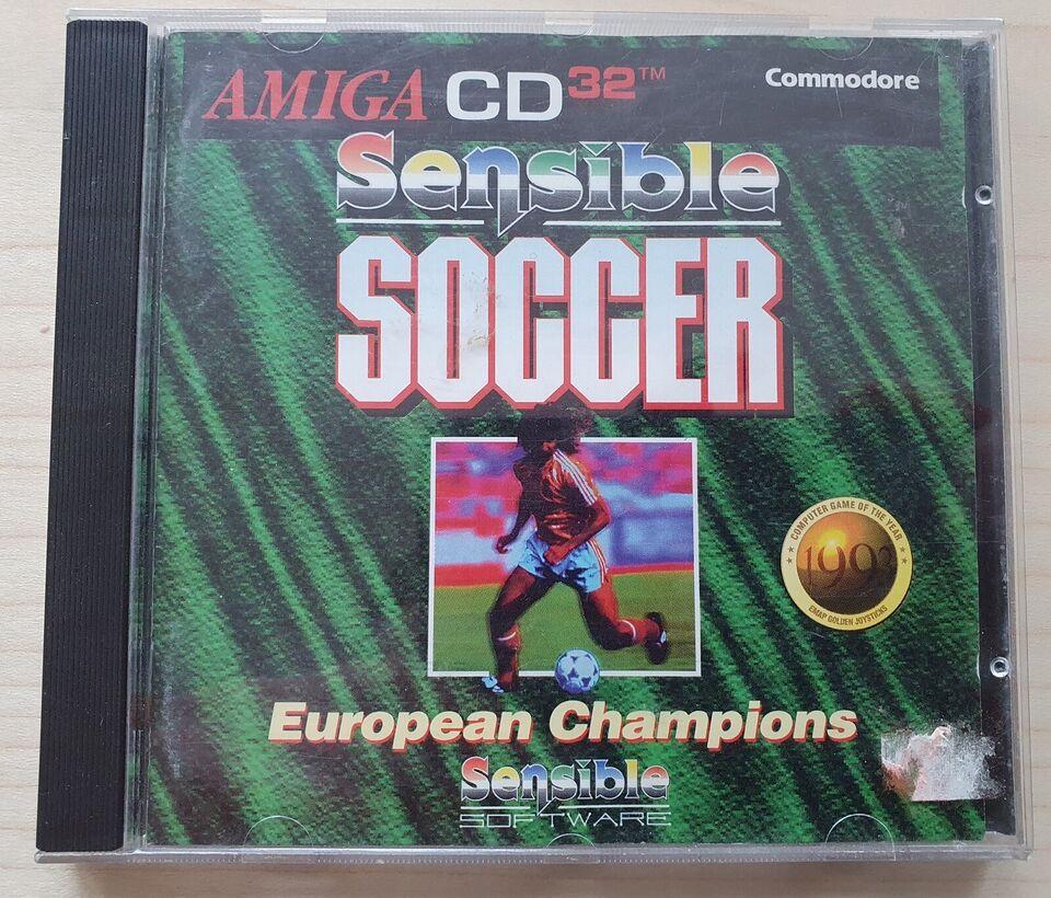Sensible Soccer - European Champions, CD32