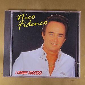 NICO FIDENCO - I GRANDI SUCCESSI - 1996 DUCK - BUONO CD [AP-141]