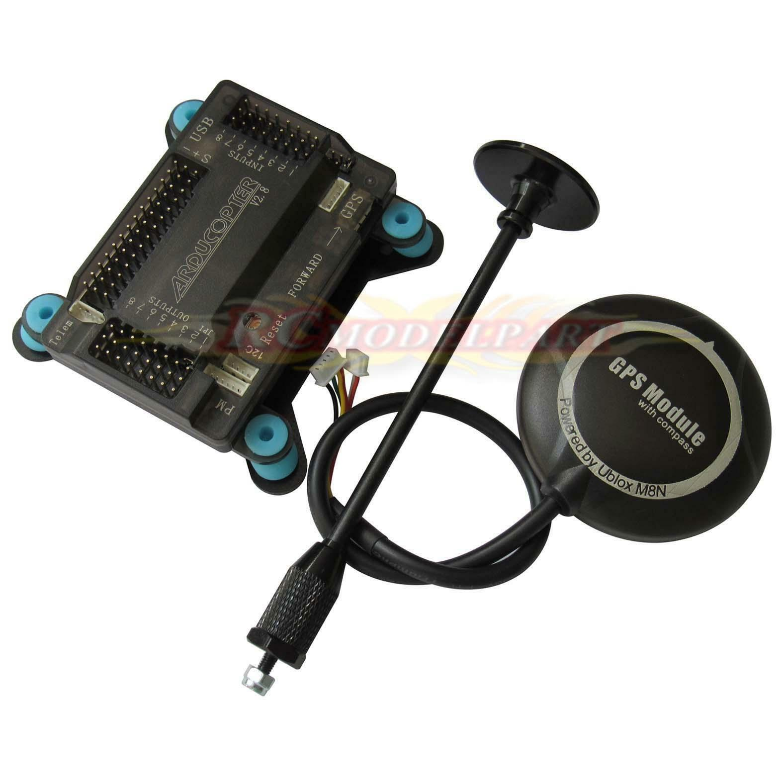 APM2.8 Flight Controller & NEO-M8N GPS Module for RC Multi-redor Quadcopter 450