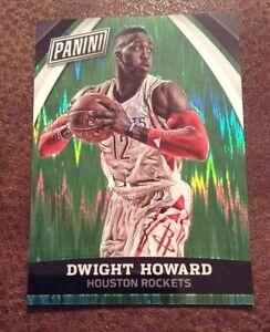 2015 Panini The National VIP Green parallel card : Dwight Howard 5/5 eBay 1/1