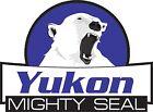 Axle Shaft Seal-Yukon Mighty Yukon Gear YMSS1010