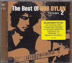BOB-DYLAN-The-Best-Of-Bob-Dylan-Volume-2-DoCD-2CD-set-Highlands-live