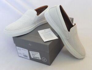 004c65428a7 Image is loading NIB-Authentic-Aquatalia-Alisha-Mini-Embossed-Suede-Sneakers -