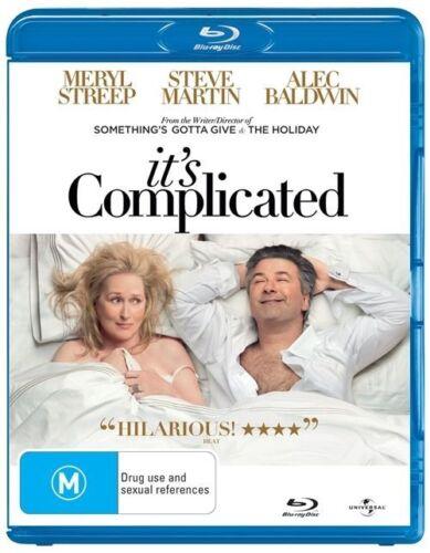 1 of 1 - It's Complicated (Blu-ray, 2010), NEW & SEALED, REGION B AU