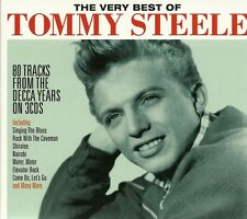 THE VERY BEST OF TOMMY STEELE INC SINGING THE BLUES, SHIRALEE, NAIROBI & MORE
