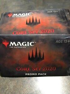 1x Core Set 2020 Promo Pack Sealed MTG Magic the Gathering