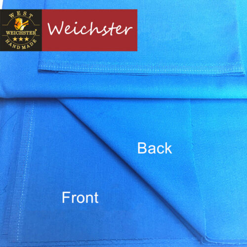 Deluxe Worsted Pool Table Cloth For 7ft Table High Speed Billiard Cloth Felt