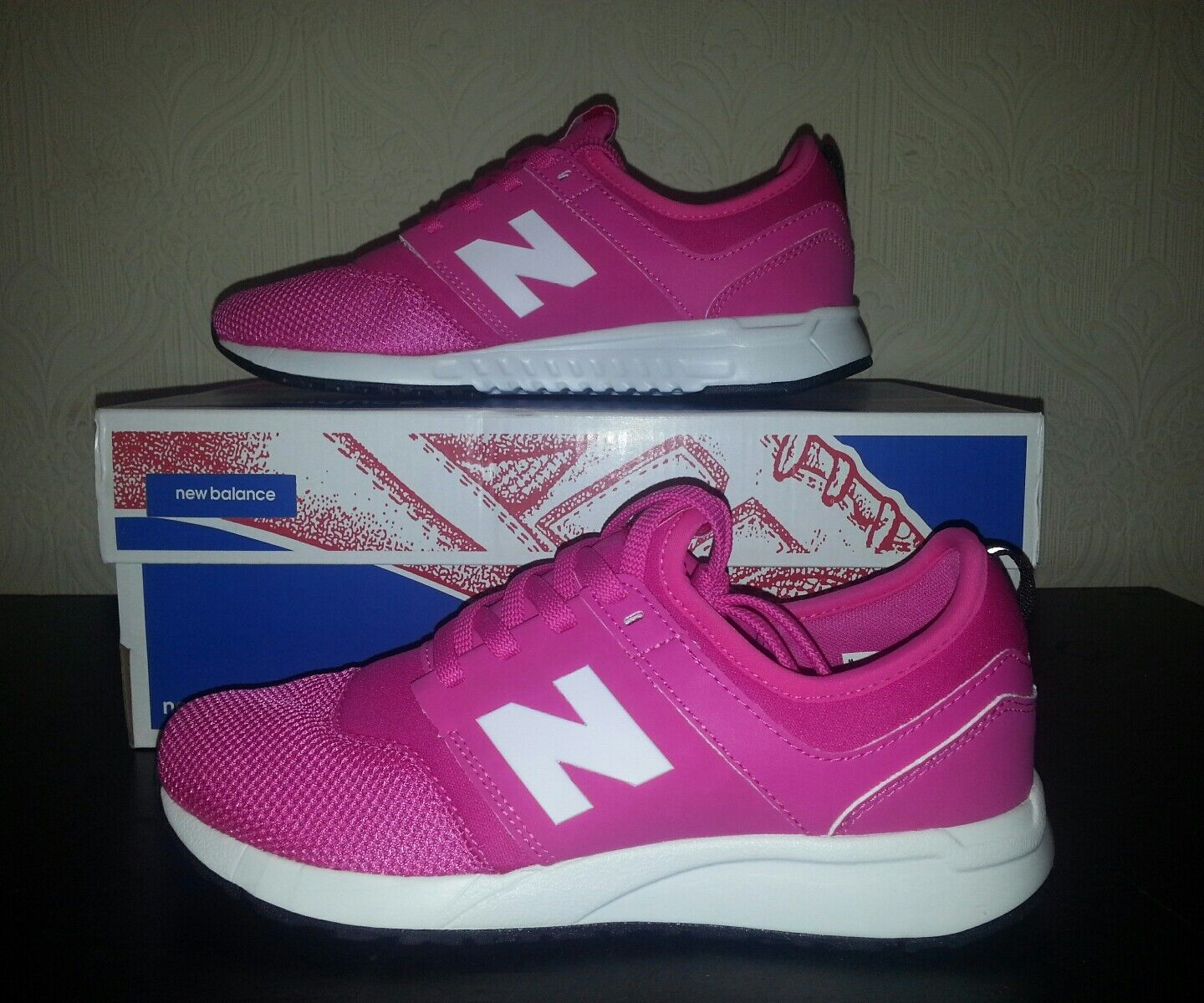 New balance used once Taille UK 5.5