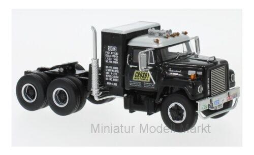 1963-1:64 Neo IHC fleetstar f-2000-d #64007 negro//plata