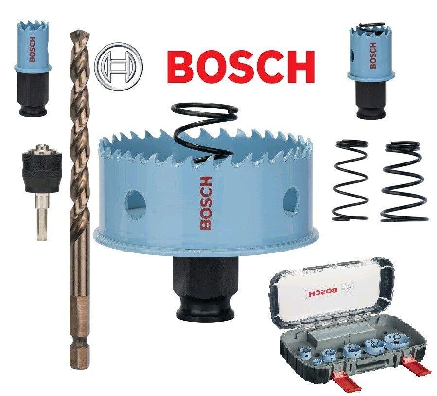 Bosch LOCHSÄGE SHEET METAL Lochsäge   Zylindersäge   Aufnahmeschaft   Bohrer