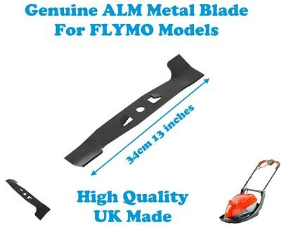 alm  30CM METAL BLADE for FLYMO FLY004 512762990 HOVER COMPACT