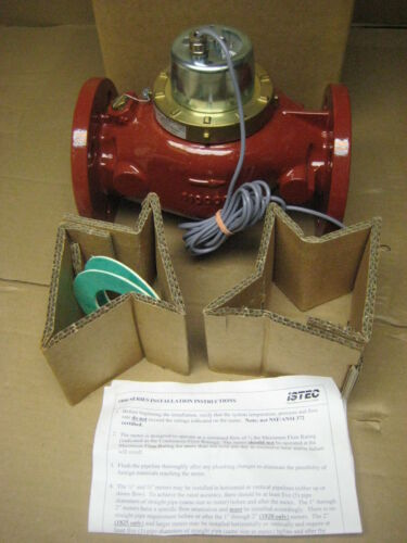 """ISTEC 1800 mdl 1820 series water meter counter 2/"""" brand new"""