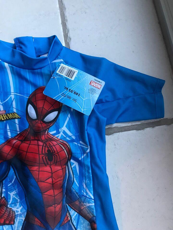 Badetøj, Ny badedragt spidermann, Marvel