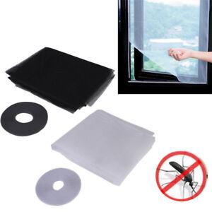 Magnetfenster-Mesh-Netzvorhang-verhindern-Mueckengel-Fehler-Fehlerinsekt