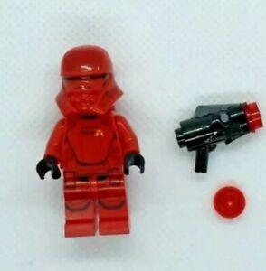 STAR-WARS-LEGO-75266-SITH-JET-TROOPER-ASCENSION-DE-SKYWALKER-Ep-9-NEUF-100-Lego