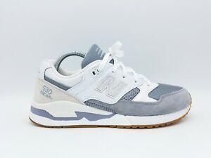 new balance 530 grey/white