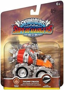 Skylanders-Superchargers-Vehiculo-Thump-Camion-PS4-XBOX-ONE-360-PS3-Wii