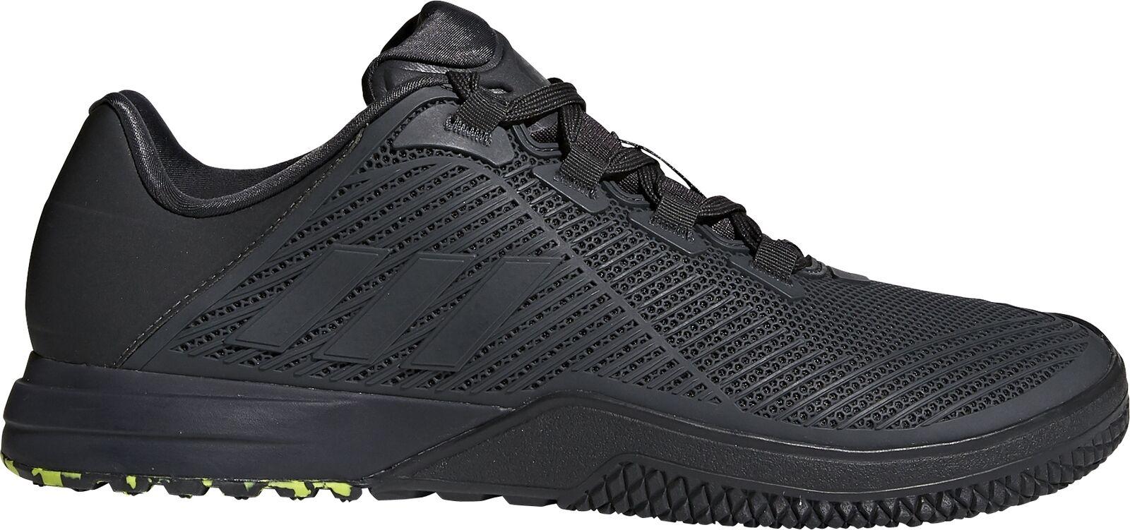 Adidas crazypower TR Para hombre Zapatillas De Entrenamiento-Negro