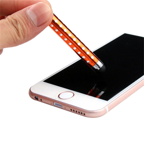 Retractable Touch Screen Stylus Pen for iPad iPhone Samsung Smartphone Tablet LT