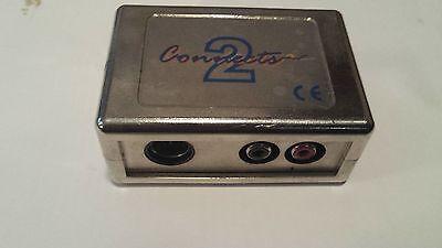 Mgzt Rover 75 Philips Stereo Para Sony Cambiador De Cd Cable Adaptador-mrvs005 1297
