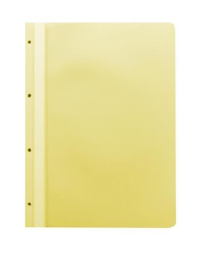 Farbe gelb Archiv-Hefter mit Lochung zum Abheften 20 Ablage-Schnellhefter