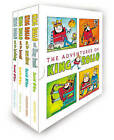 The Adventures of King Rollo by David McKee (Mixed media product, 2016)