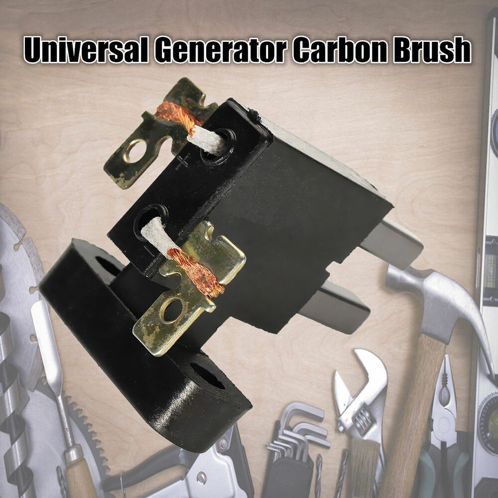 Cy_ ITS- Universal Carbon Brush Assembly Generator Head 5KW