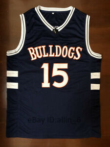 J-Cole-Bulldogs-High-School-Basketball-Jersey-Men-039-s-Stitched