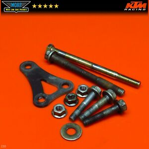 2006-KTM-300-EXC-250-MOTOR-MOUNTS-ENGINE-MOUNTING-BRACKET-HEAD-STAY-BOLTS