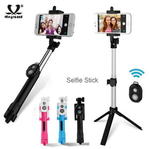 Extendable-Wireless-Remote-Selfie-Stick-Tripod-Holder-Mount-For-iPhone-Samsung