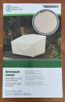 Loveseat Outdoor Chair Cover, 35 D X 60 W X 32 T, By Garden Treasures 0609441