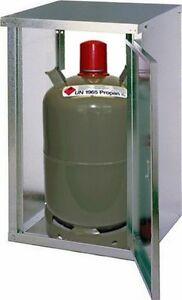 gok flaschenschrank f r eine 11 kg gasflasche mit r ckwand 75x46x40 cm ebay. Black Bedroom Furniture Sets. Home Design Ideas