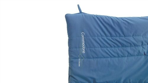Outwell Commodore Double Sac De Couchage-Saison 2 /& Oreillers Inclus RRP £ 124.99